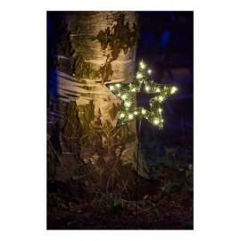 Arbol con luces Alex 120 cm