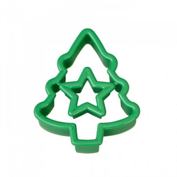 Cortador árbol de navidad.