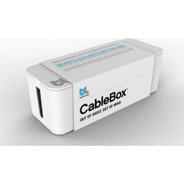 Cablebox mini blanco