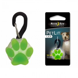 Collar luminoso universal mascota