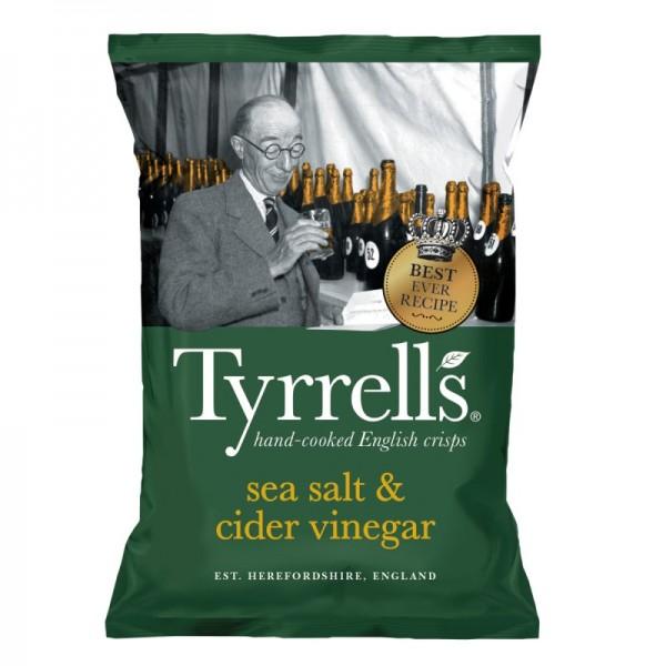 Tyrrels cider vinegar 40 g