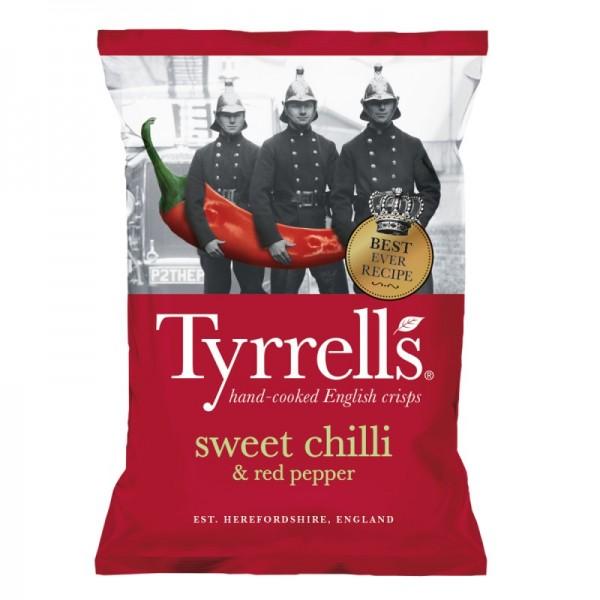 Tyrrels sweet chilli 150 g