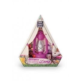 Linterna Base camp rosa