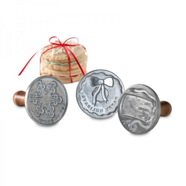 Tampón de galletas Navidad Nordic