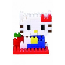 Nano block Hello Kitty