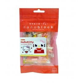 Nano block Hello Kitty rosa