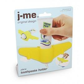 Soporte para pasta de dientes avión J-Me