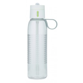 Botella Dot active blanca