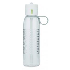 Bouteille d'eau avec couvercle de suivi