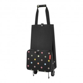 Foldable trolley Reisenthel Dots