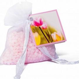 Mini resines perfumades Tulipe