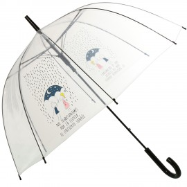 "Paraguas ""no te desanimes..."""