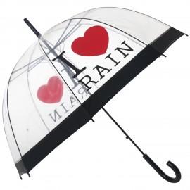 """Paraguas """"i love rain..."""""""