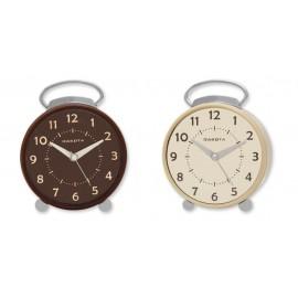 Reloj despertador básico