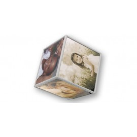 Cadre de cube rotatif
