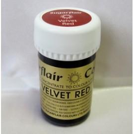 Colorante Rojo velvet Sugarflair