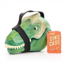 Caja dinosaurio