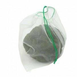 Set de 5 bolsas reutilizables