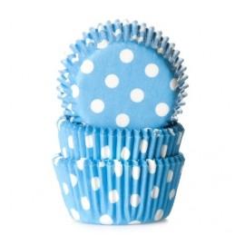 60 cápsulas mini cupcakes lunares