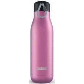Botella termo Zoku 750 ml fucsia
