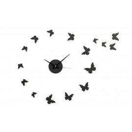 Reloj de pared EVA PVC Mariposa