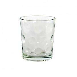 Vaso cristal ondas