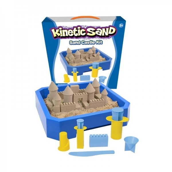 Kit castillos Kinetic sand
