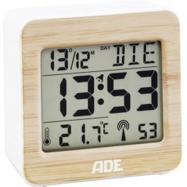 Reloj despertador radio controlado ADE