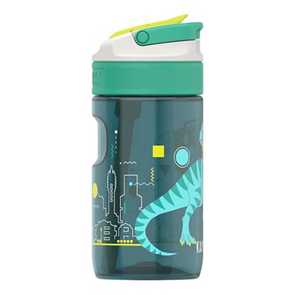 Botella infantil Lagoon dinosaurio 400 ml