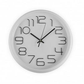 Reloj de pared blanco 30 cms