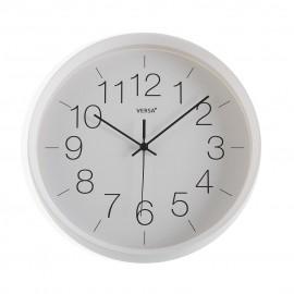 Reloj de pared blanco 30
