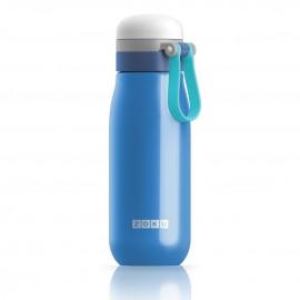 Botella inox Azul