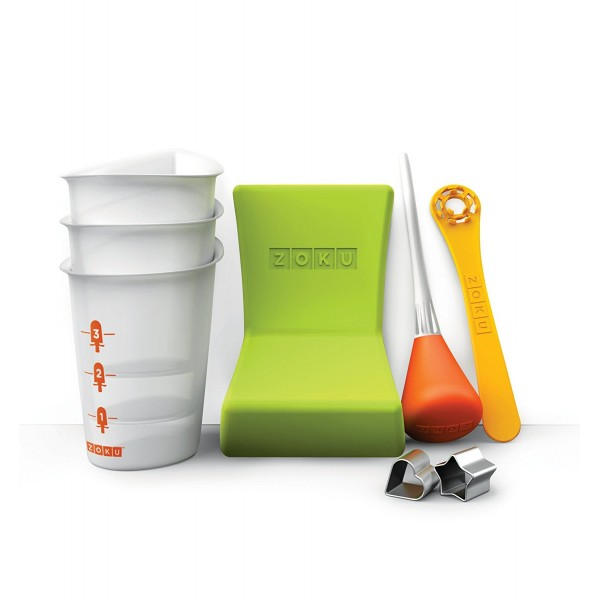 Set de utensilios para helados Zoku