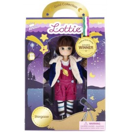 Muñeca Lottie Astronoma