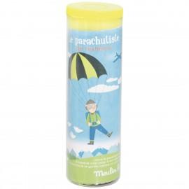 Parachutiste jaune