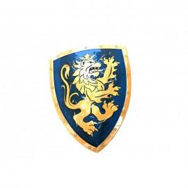 Bouclier de chevalier bleu Liontouch