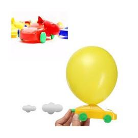 Voiture actionné par un ballon