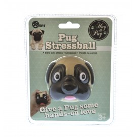 Stress ball chien