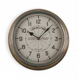 Horloge murale 31 cms.