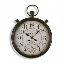 Horloge murale 44 x 60 cms.