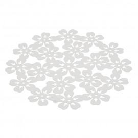 Dessous de plat blanc