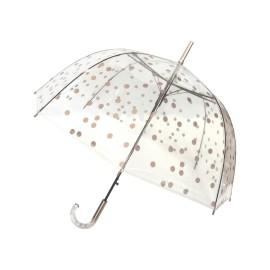 Paraguas automático anti viento lunares Oro Smati