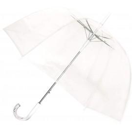 Paraguas básico transparente auto Smati
