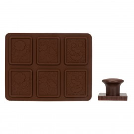 Kit para galletas de chocolate
