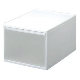 Cajón modular alto 34x46x28 cm- blanco