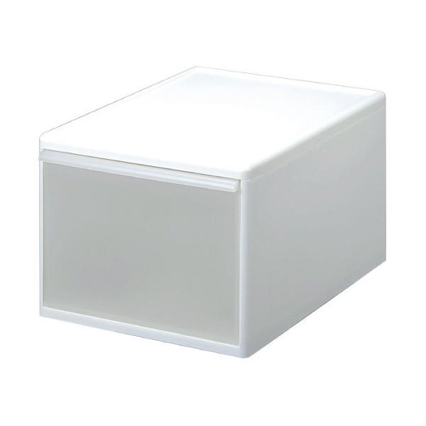 Cajón modular alto 34x46x28cm- blanco
