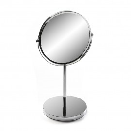 Espejo doble cara 7x aumento con pie