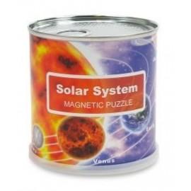 Puzzle imantado Solar sistem