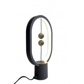 Lámpara Heng mini negra