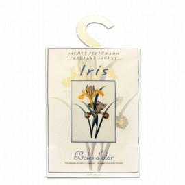 Sachet parfumé iris